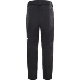 The North Face Lenado Pantalones Niñas, negro